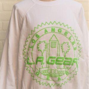 RARE 90's Vintage L.A. Gear Streetwear Sweatshirt